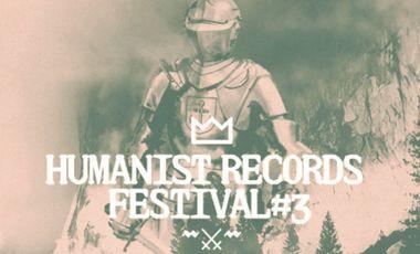 Visueel van project Humanist Records Festival #3