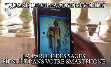 """Project visual """"Quand le village se réveille"""""""