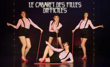 Visueel van project Le Cabaret des Filles Difficiles