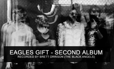 Project visual Eagles Gift - Second Album