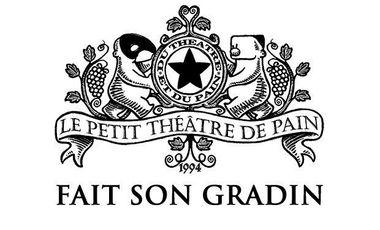 Project visual Le Petit Théâtre de Pain fait son gradin