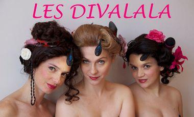 Visueel van project Les Divalala