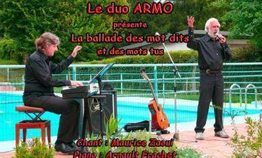 Project visual Aidez à financer l'enregistrement d'Armo!!!