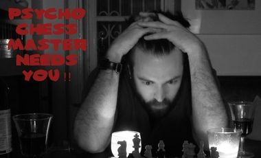 Visuel du projet Psycho Chess Master