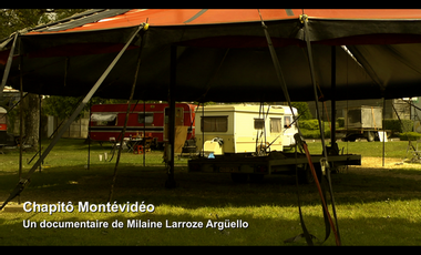 Project visual Chapitô Montévidéo