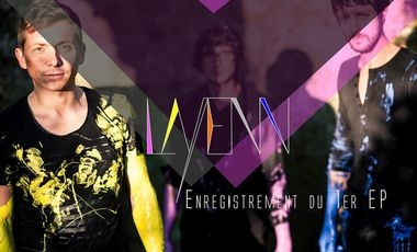 Project visual Enregistrement du 1er EP de Layenn