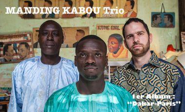 Visueel van project Manding Kabou Trio