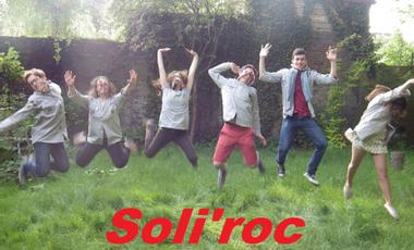 Visueel van project Soli'roc: Les ainé(e)s EEUdF de Lille Métropole partent au Maroc