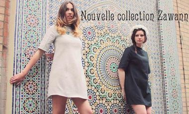 Project visual Nouvelle collection ZAWANN