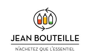 Visueel van project Jean Bouteille, la consigne est de retour