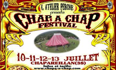 Visuel du projet Festival Chaps A Chap