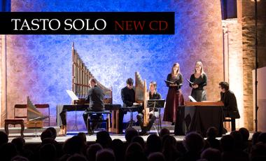 Project visual TASTO SOLO NEW CD