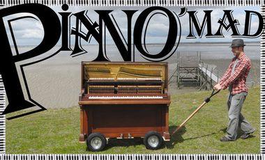 Project visual Piano'Mad