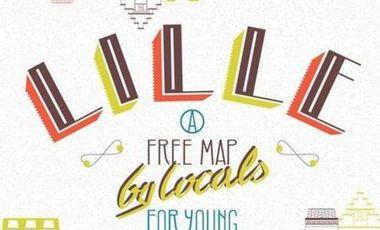 Visuel du projet USE IT Lille, la carte touristique et alternative de Lille