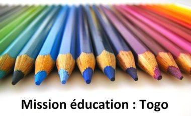 Project visual Mission Education au Togo