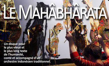 Visueel van project Le Mahâbhârata : l'enregistrement !