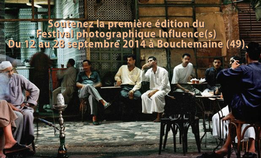 Project visual Festival photographique Influence(s)