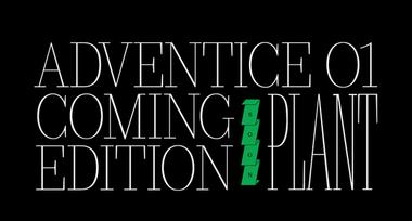 Visueel van project Adventice — Issue 01