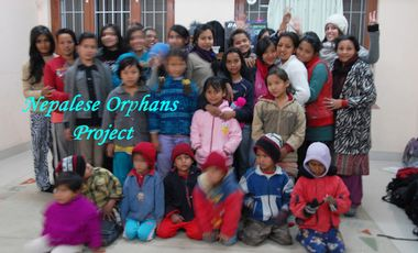 Project visual Nepalese Orphans Project