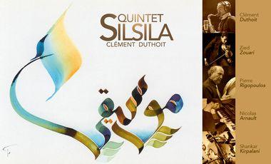 Visueel van project Quintet Silsila – Premier disque