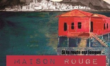 """Project visual Maison Rouge Deuxième album """"Si la route est longue..."""""""