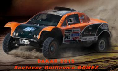 Visueel van project Aventure Dakar 2015