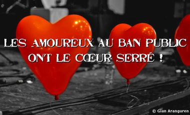 Visueel van project Les Amoureux au ban public ont le coeur serré