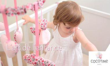 Visueel van project Déco et accessoires pour bébé avec Cocotine