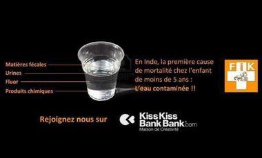 Project visual De l'eau potable en continu pour l'hôpital d'Halligudi