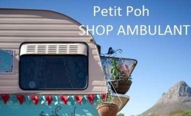Visueel van project Petit Poh Shop  Boutique Alternative