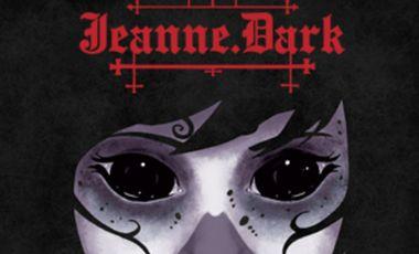Visuel du projet Jeanne Dark, tome 1 - BD