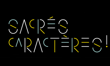 Visuel du projet Sacrés Caractères !