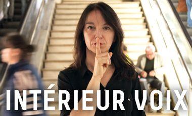 Project visual Intérieur voix
