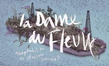 Project visual La Dame du Fleuve - Anticosti: l'impact de la parole citoyenne