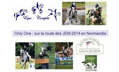 Visuel du projet Sur la route des JEM Normandie 2014