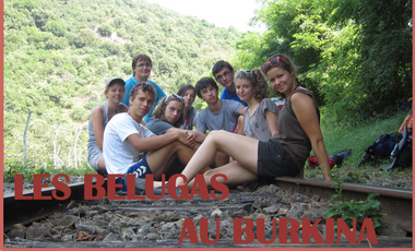 Visuel du projet Les Bélugas au Burkina