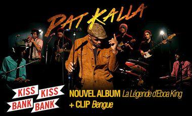 Project visual Pat Kalla • Album + Clip
