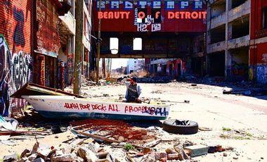 Visueel van project Beauty of Detroit