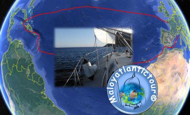 Visuel du projet MALOYATLANTICTOUR : une année de découverte autour de l'atlantique