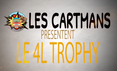 Visueel van project Les Cartmans - Equipage n°657 - 4L Trophy