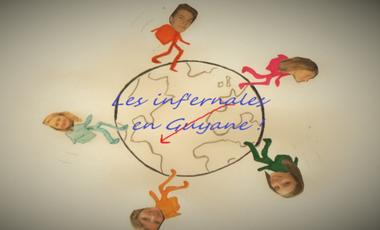 Visuel du projet Stage Humanitaires au coeur de la Guyane Française pour 5 étudiants infirmiers!