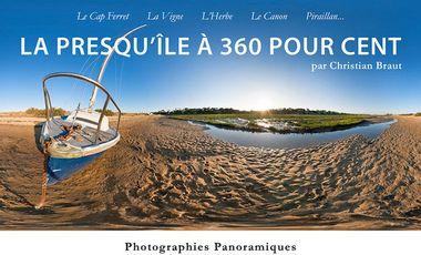 Visueel van project Livre « Le Cap Ferret à 360 pour cent »