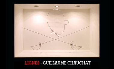 Project visual LIGNES : Guillaume Chauchat s'expose