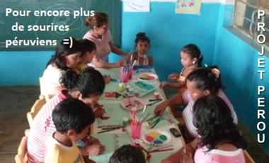 Visueel van project Projet de solidarité internationale au Pérou