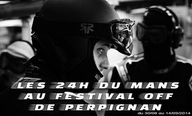 Project visual Les 24h du Mans côté paddock
