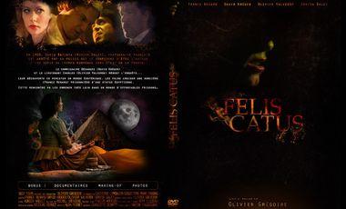 """Visuel du projet Post-production du moyen métrage """"Félis Catus"""""""