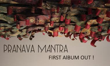 Visueel van project Pranava mantra - First album