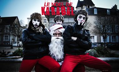 Project visual Le Noël de Karabal : l'album !