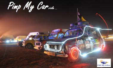Project visual PIMP-MY-CARriole 4L Trophy 2015