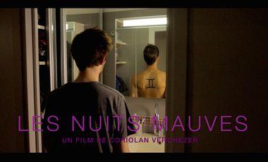 Visuel du projet Court-métrage : Les Nuits Mauves